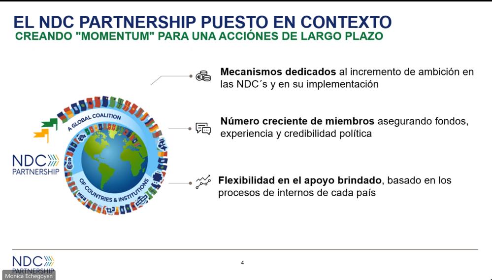©Imagen: NDC Partnership. (2021). El NDC Partnership Puesto en Contexto.