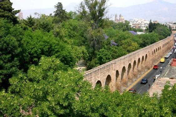 Acueducto Morelia