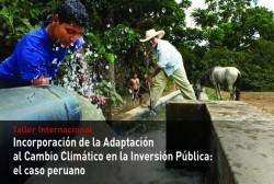 Anpassung An Den Klimawandel Peru Und Mexiko Lernen Gemeinsam Climate Blue